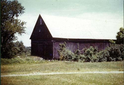 Hazen-Davis Barn