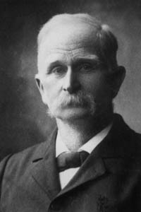 portrait of Melvin W. Longley