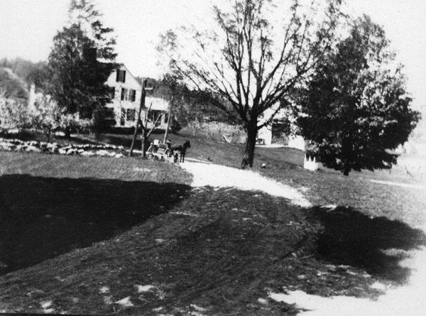 Pratt's House