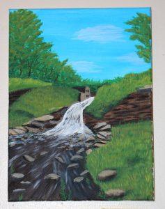 Shirley Waterfall