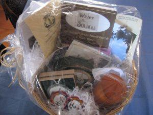 Historical Shirley Gift Basket