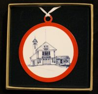 Firehouse Ornament
