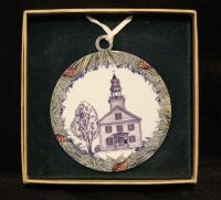 Meeting House Ornament