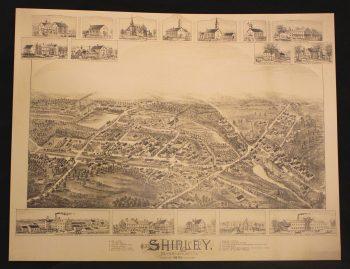 Shirley Map